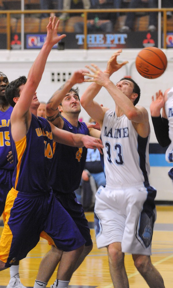 Nonscholarship sophomore bolsters UMaine men's basketball ...