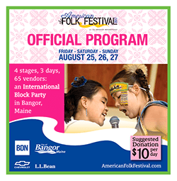 American Folk Festival 2017 Official Program