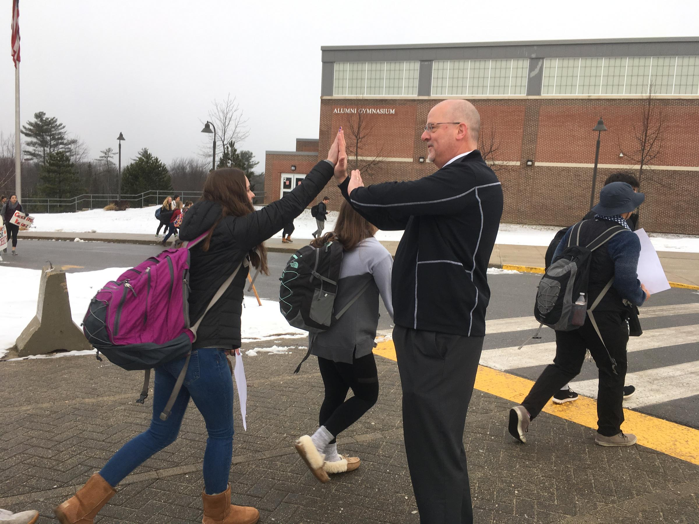 Scarborough Principal Back To Work After Rescinding Resignation
