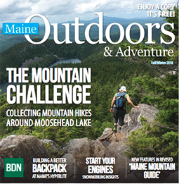 2018 BDN Maine Outdoors & Adventure (Fall/Winter)