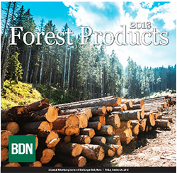 2018 Maine Forest Products