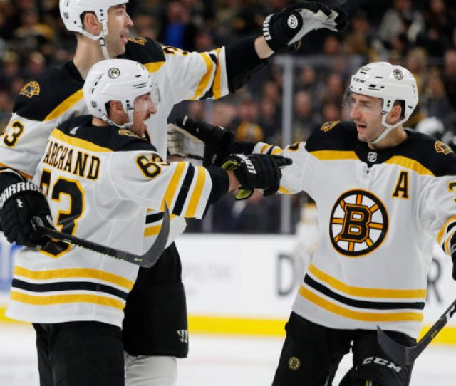 With  Title Team Aging Bruins Hope To Make Another Run
