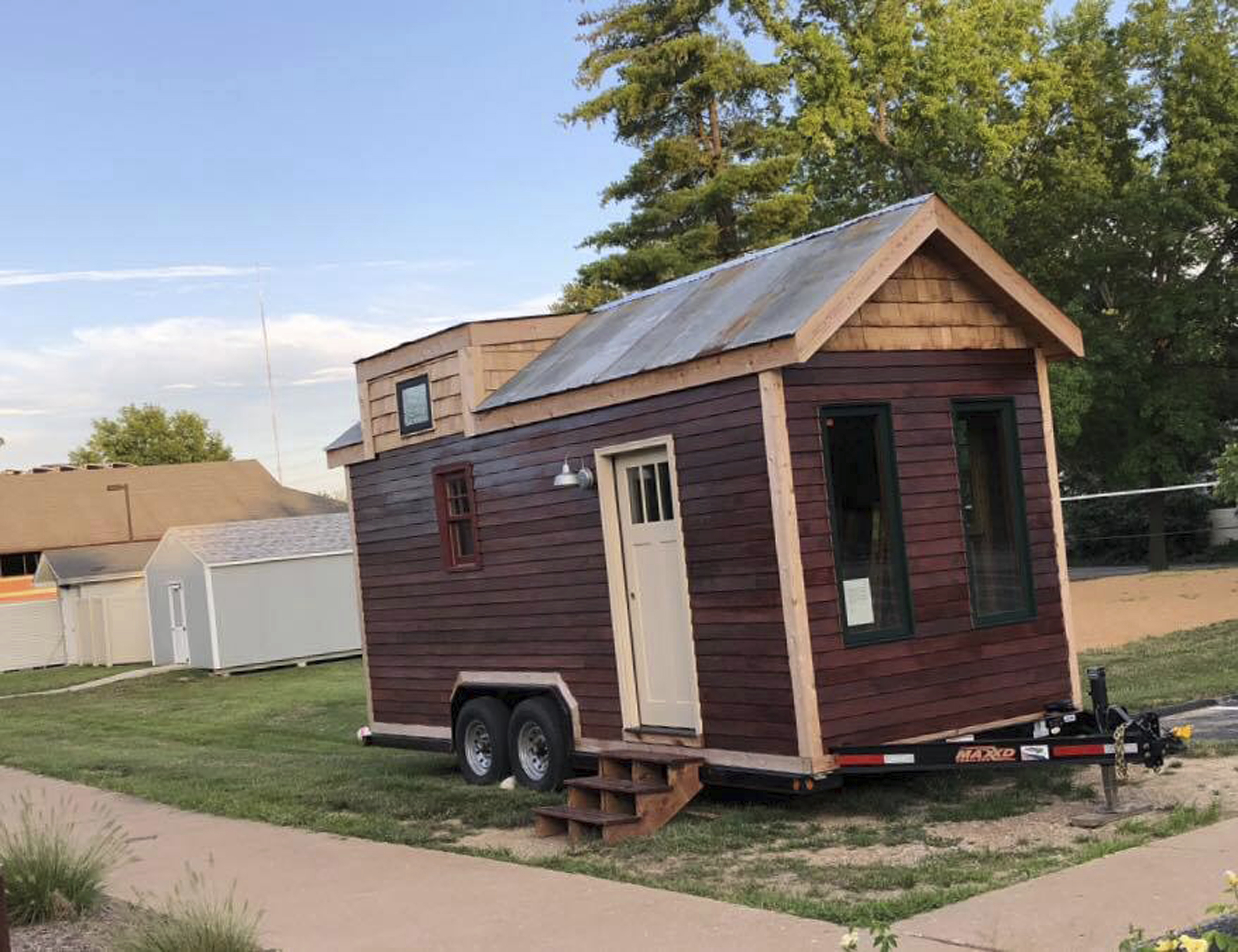A Maine Couple Built Their Own Tiny House Then The Town Declared It Illegal