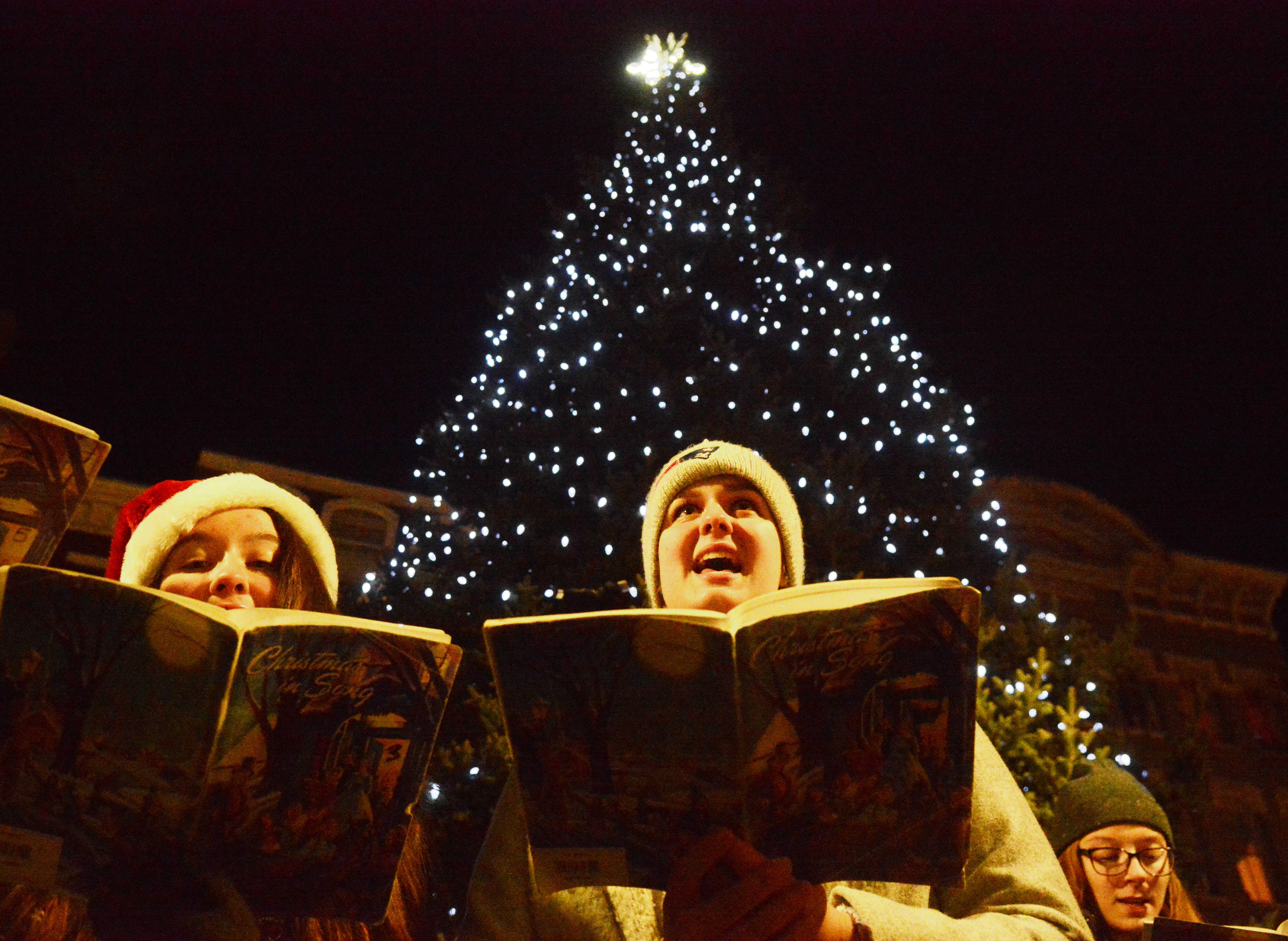 Christmas Parad Bangor 2020 Festival of Lights parade kicks off holiday season in Bangor