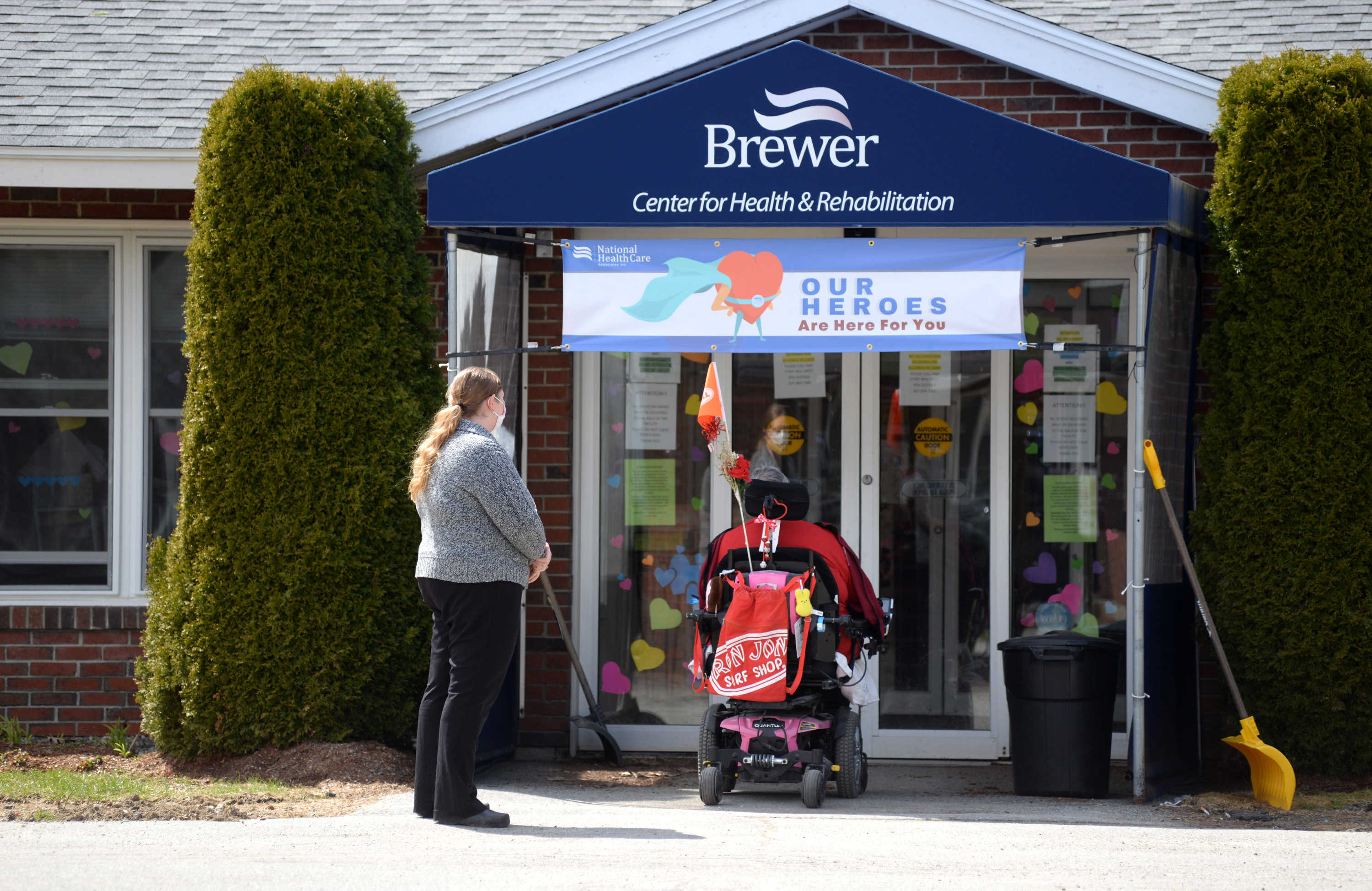 Brewer Rehab Center Patient Tests Positive For Coronavirus