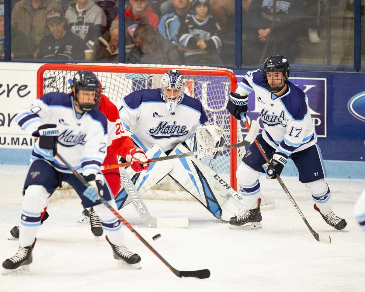 Umaine Men S Hockey Coach Supports Consistent Overtime Format