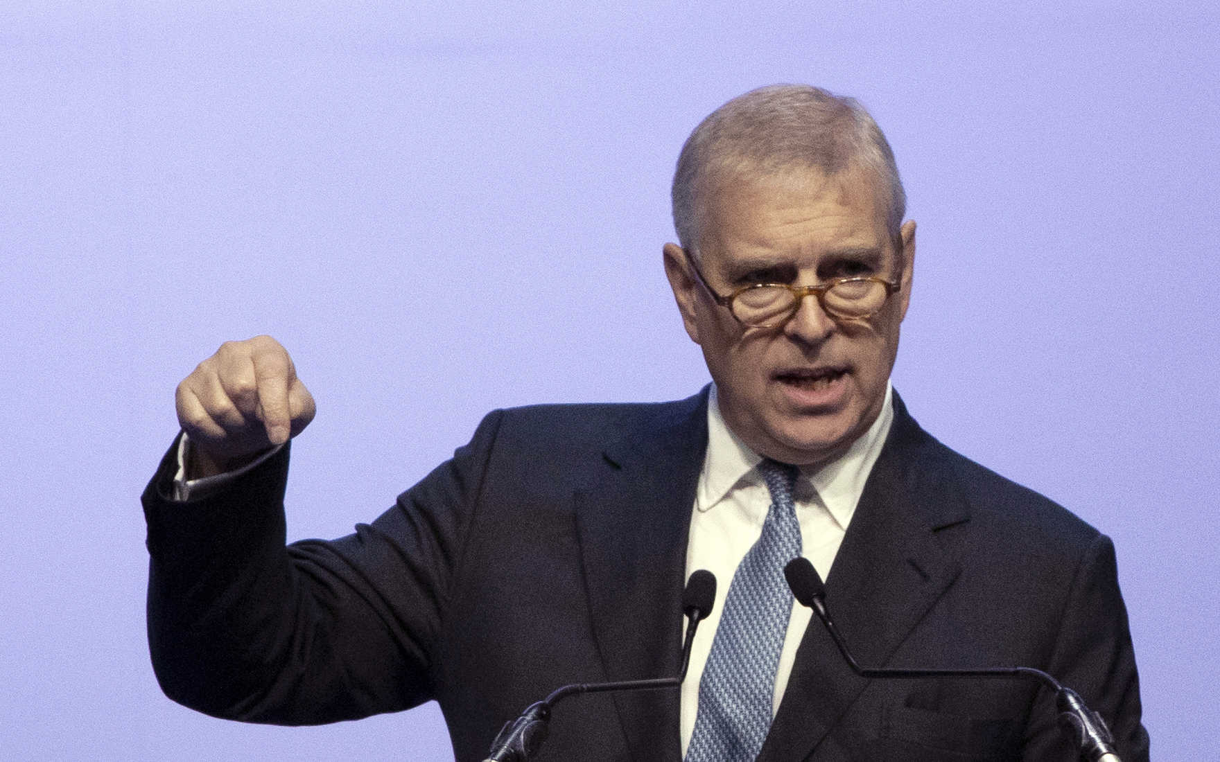 Us Prosecutors Spar With Prince Andrew In Jeffrey Epstein Probe