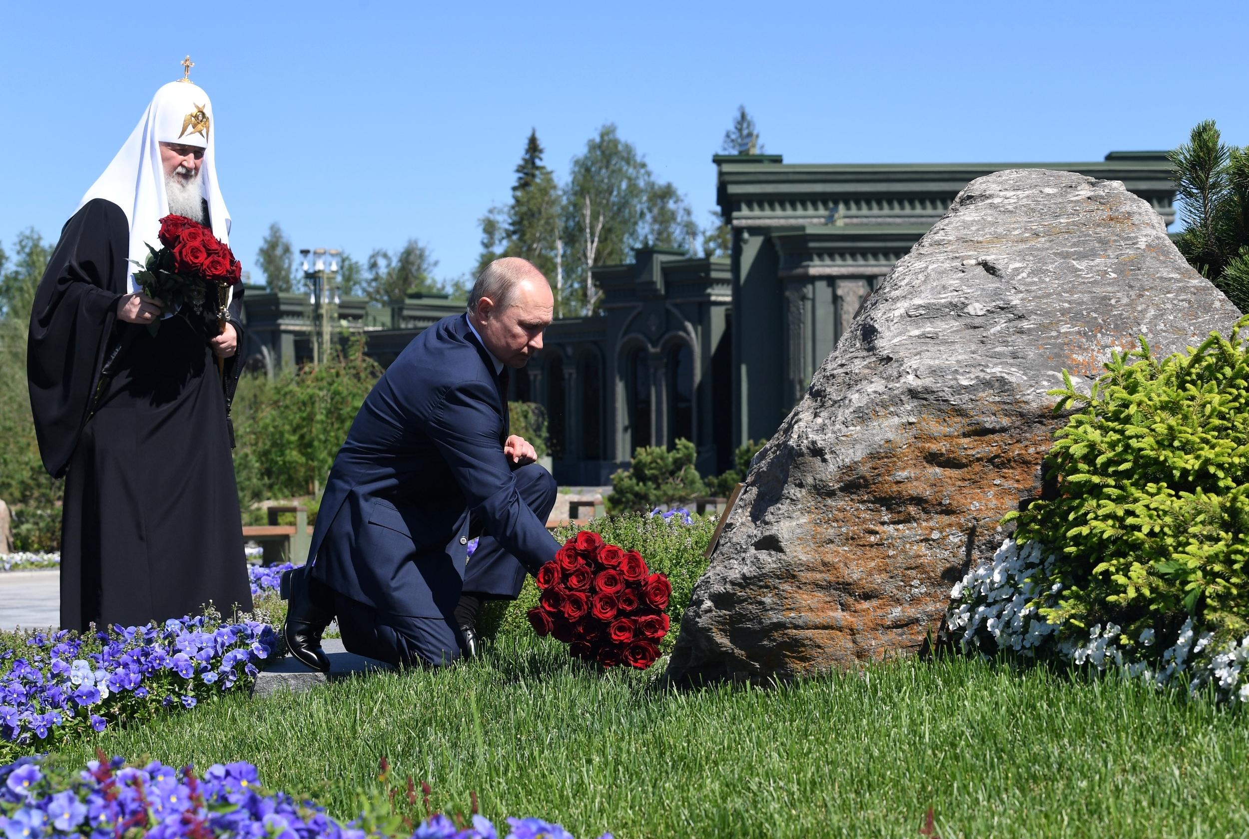 Putins plea - Bangor Daily News