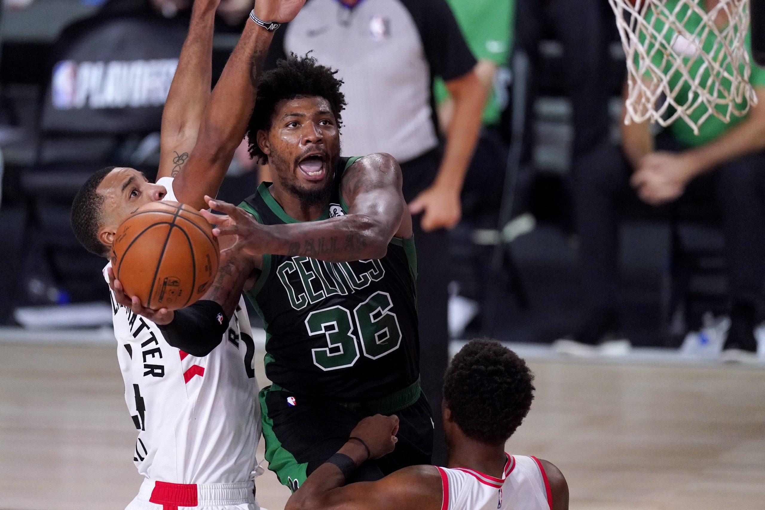 Celtics Oust Raptors In Game 7 Head To East Finals Vs Heat