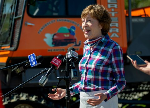 For the environment's sake, we need Collins in the Senate