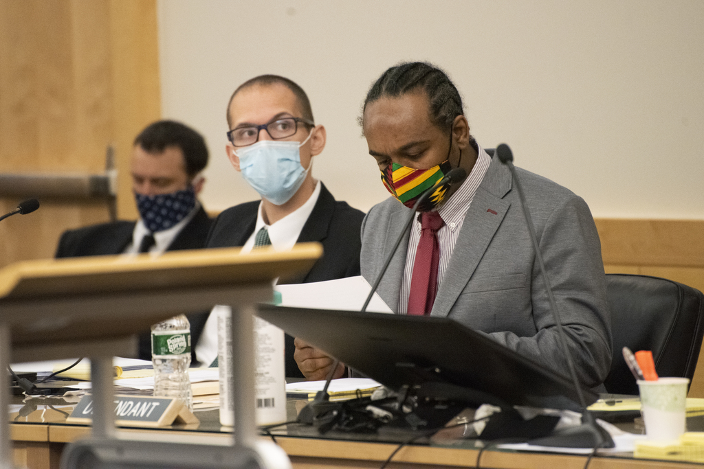 Many jury trials delayed until next year as...