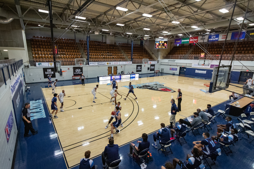 America East back-to-back games format presents new challenges...
