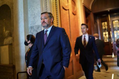 GOP senators block even routine Biden nominees