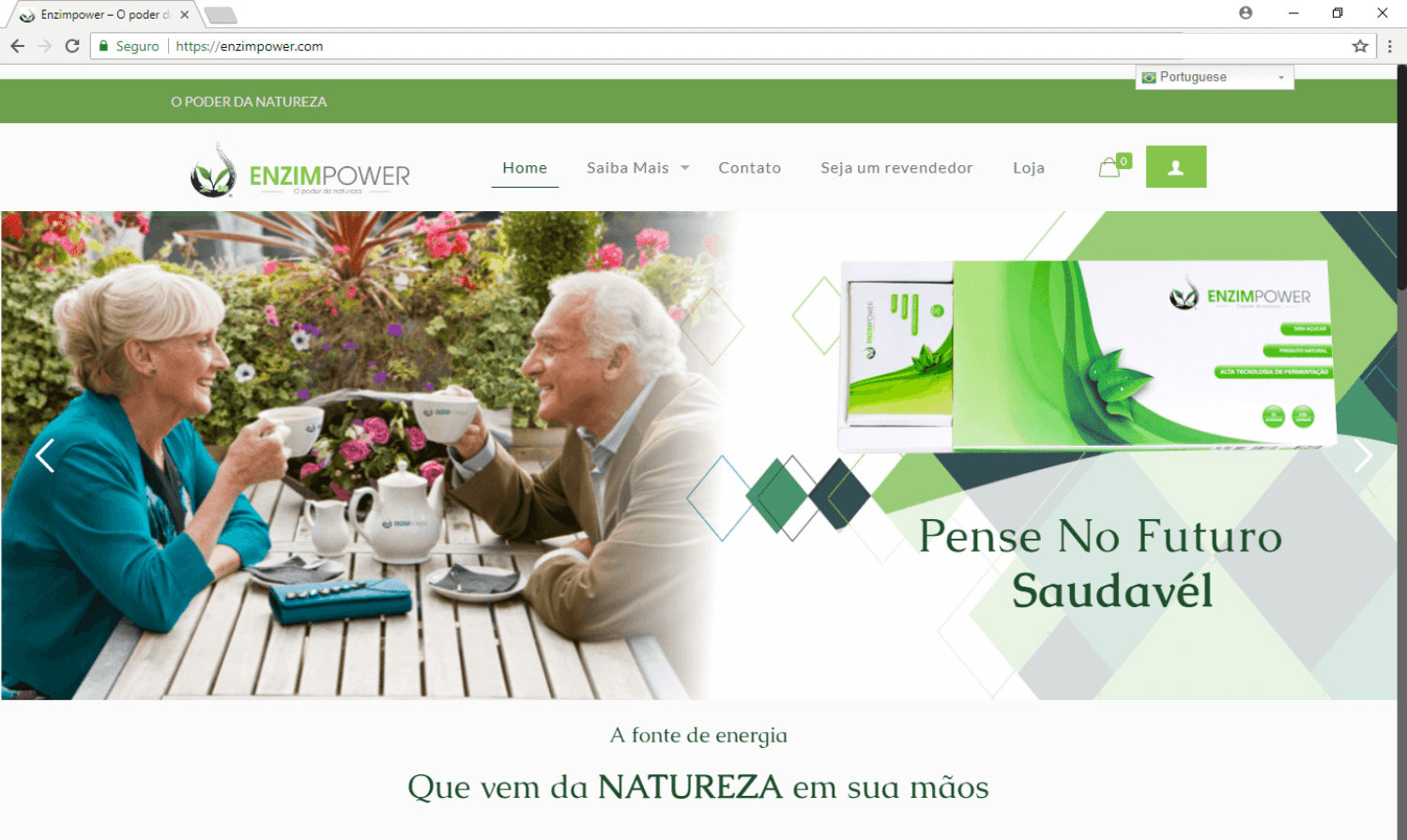 Site Enzimpower
