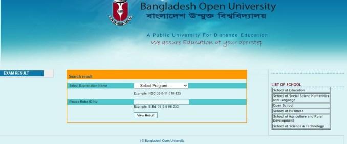 bangladesh-open-university-hsc-result