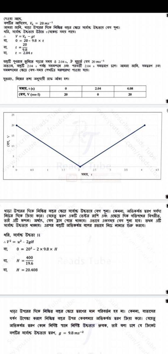 hsc-physics-1st-paper-assignment