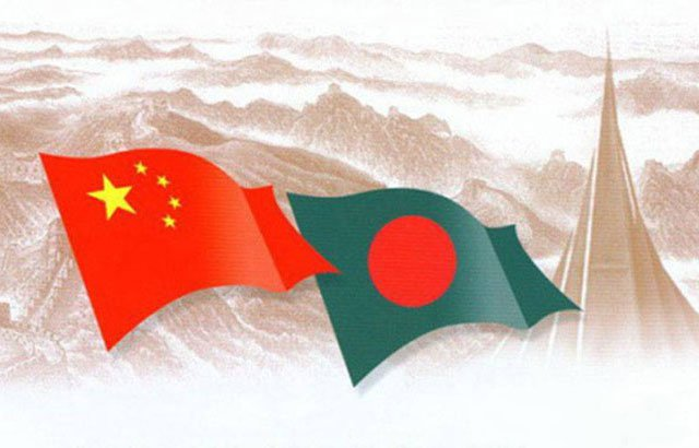 Bangladesh China  Signed 25 Billion dollar Investment agreement .