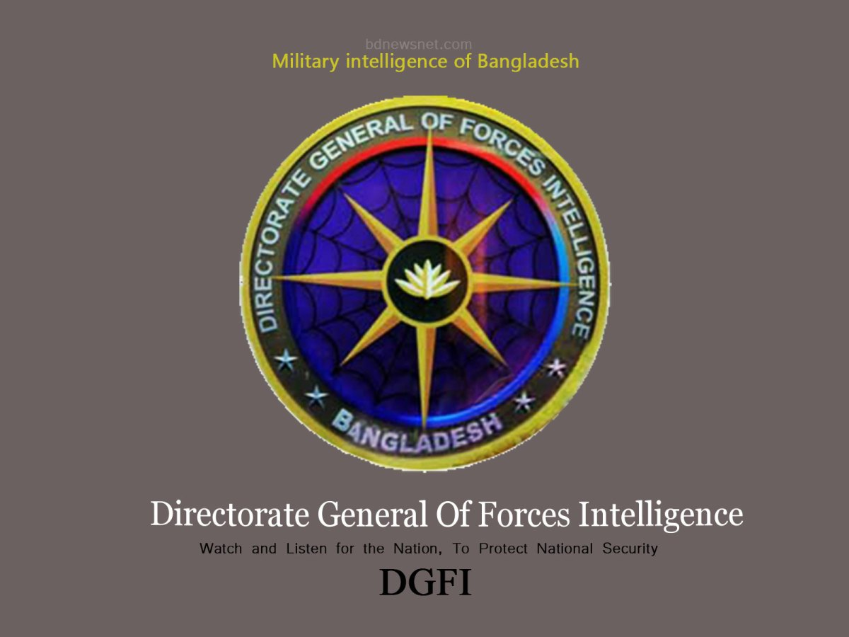DGFI - Directorate General of Forces Intelligence