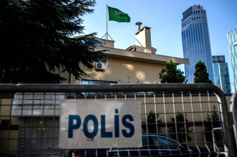 Turk's  Asked Saudi to Prove The journalist left The consulate