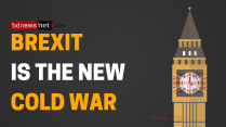 BREXIT IS THE NEW COLD WAR