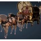 Belle Epoque Wagon