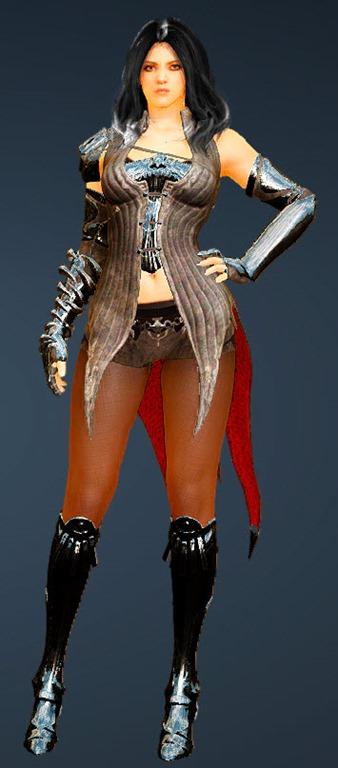 BDO Fashion | [Sorceress] Bern (Black Desert Online)