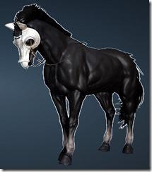 Calpheon Chargers' Horse Champron