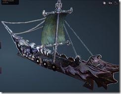 Dark Thorn Fishing Boat Side