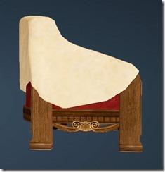 Fleece Sofa Side