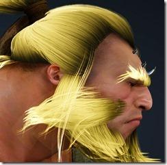 Kalaed Hairband Side