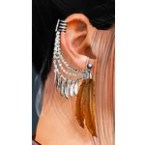 [Sorceress] Khaled Ear Cuff