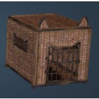 Pointed Ears Cat House