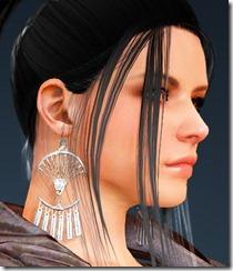 Raven Ear Cuff female