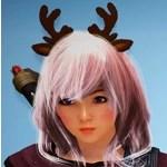 Rudolph Headband