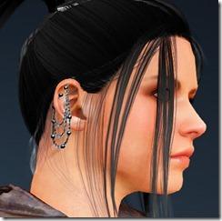 Sorceress Goddess Ear Cuff