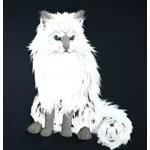 [Tier 1] White Valencian Cat