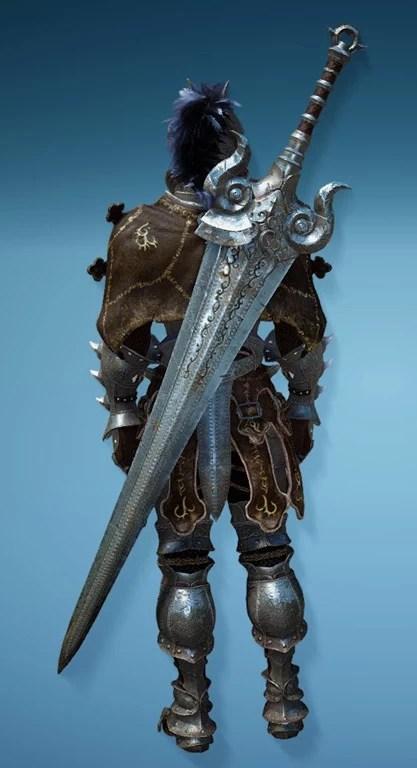 BDO Fashion | [Warrior] Goyen (Black Desert Online)