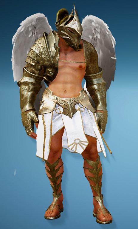 BDO Fashion | [Berserker] Kibelius (Wings) (Black Desert Online)