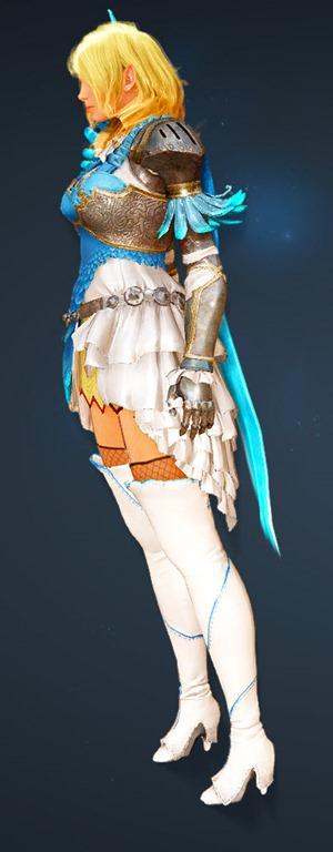 BDO Fashion | [Ranger] Sylvia (Black Desert Online)