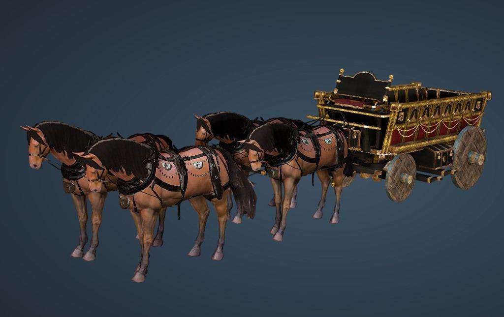 Black Desert Online Crafting Horse Armor
