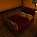 Calpheon Handcrafted Bed