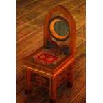 Mediahn Handcrafted Chair