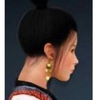 [Maehwa] Plum Earring