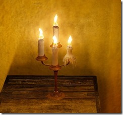 brass-candelabra-with-four-candles