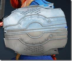 Canape Shield Drawn