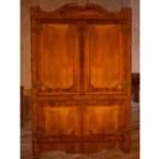 Double-Door Wardrobe