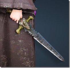 Lahr Arcien Dagger R Drawn