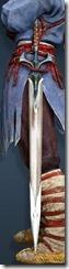 Acher Guard Blade Stowed Musa