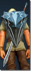 Acher Guard Longsword Stowed Warrior