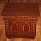 Calpheon Bedside Table
